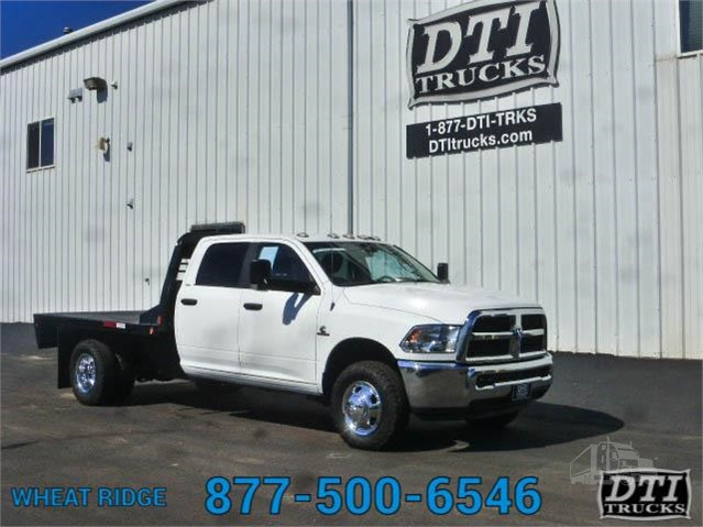 2016 Dodge Ram 3500 >> 2016 Dodge Ram 3500 For Sale In Wheat Ridge Colorado