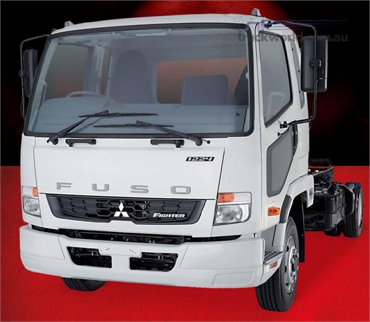 Fuso Fighter FK 4x2 1224 Steel Susp. SWB 6 Sp. MAN