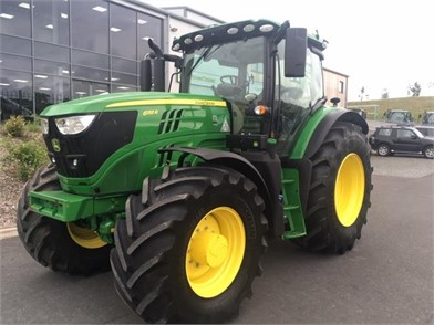 Used JOHN DEERE 6155R for sale in Ireland - 18 Listings | Farm and Plant