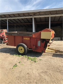 SCHULER Feed/Mixer Wagon For Sale - 102 Listings