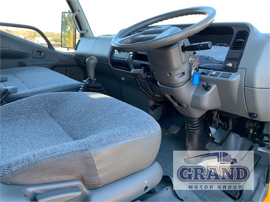 1996 Mitsubishi Canter 4x4 Grand Motor Group - Trucks for Sale