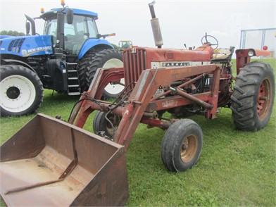 40 HP To 99 HP Tractors For Sale In Edgewood, Iowa - 367