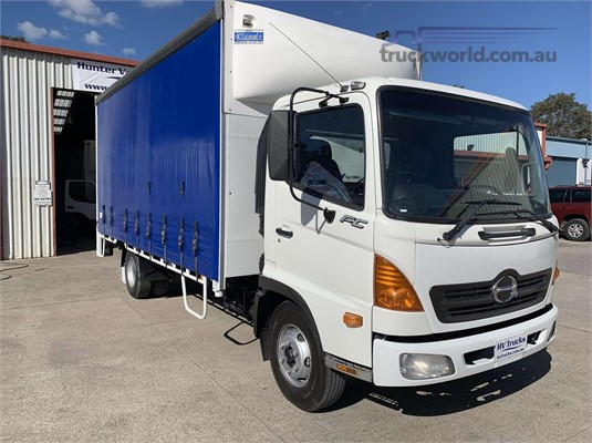 2007 Hino FC Trucks for Sale