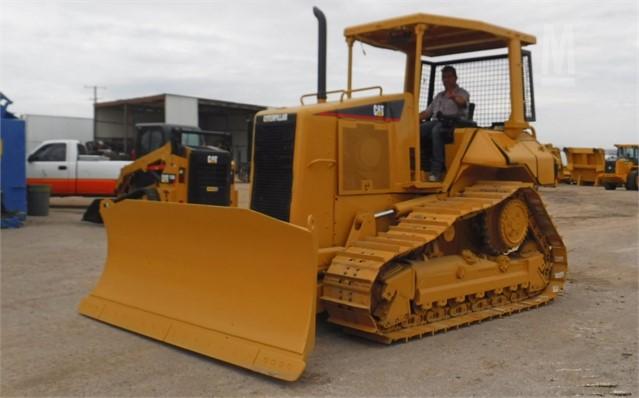 2007 CAT D5N XL For Sale In El Paso, Texas