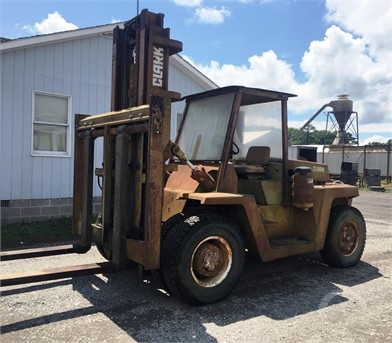 Forklifts Lifts Online Auctions - 39 Listings | AuctionTime com
