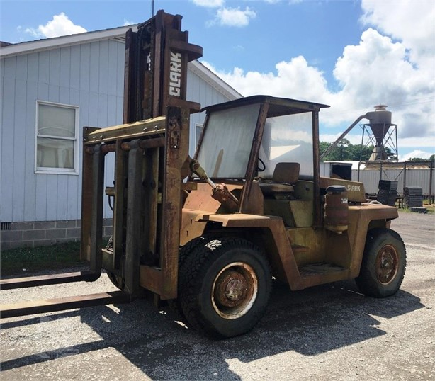 CLARK C500 Forklifts For Sale - 46 Listings | LiftsToday com | Page