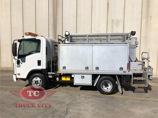 2013 Isuzu NPR 200 Short Service Vehicle - Truck City