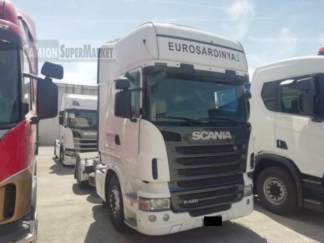 Scania R480 Usato 2010 Toscana