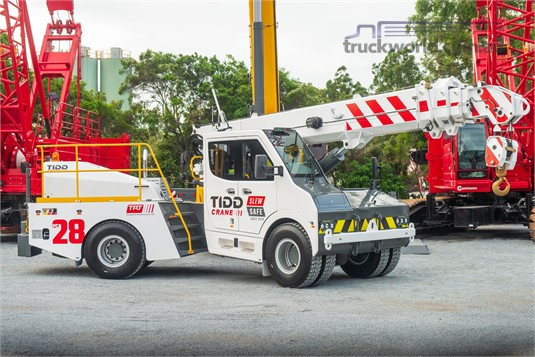 0 TIDD other - Heavy Machinery for Sale