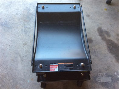 2 HAULMASTER VEHICLE DOLLY Other Items For Sale - 1 Listings