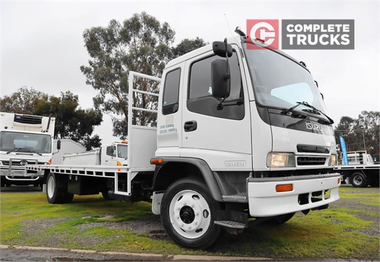 2004 Isuzu FSR 700 Complete Equipment Sales Pty Ltd - Trucks for Sale