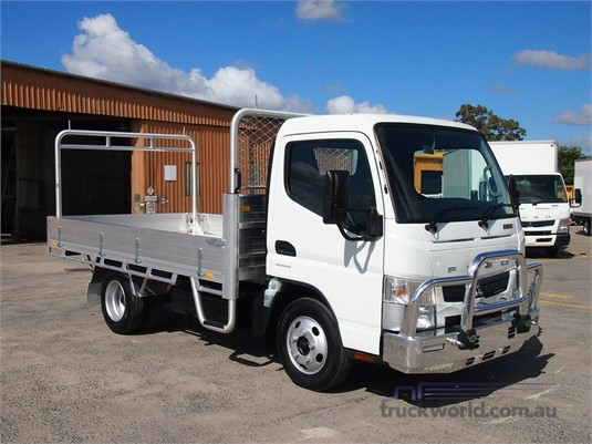 2019 Fuso Canter 515 City Cab Duonic - Trucks for Sale