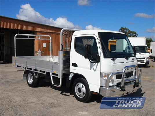 2019 Fuso Canter 515 City Cab Duonic Murwillumbah Truck Centre - Trucks for Sale