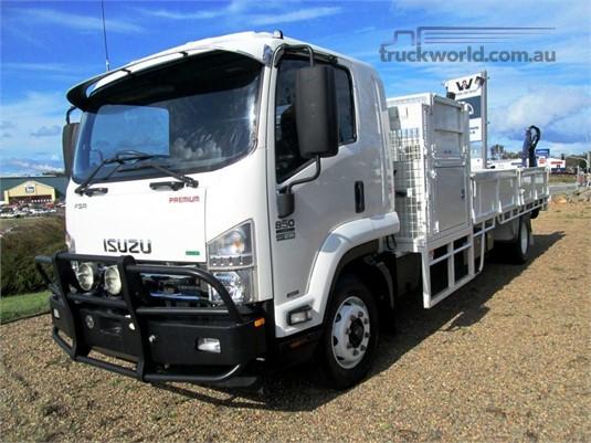 2014 Isuzu FSR 850 Trucks for Sale