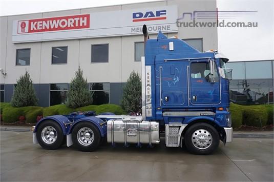 2012 Kenworth K200 - Truckworld.com.au - Trucks for Sale
