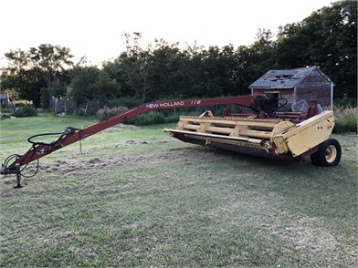 Mower Conditioners/Windrowers For Sale In Kansas - 119 Listings