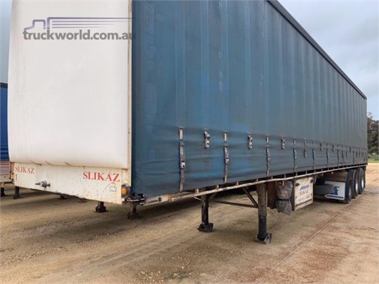 1997 Freighter 45ft Curtainsider Trailer - Trailers for Sale