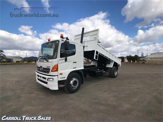 2011 Hino 500 Series 1728 GH Auto Carroll Truck Sales Queensland - Trucks for Sale