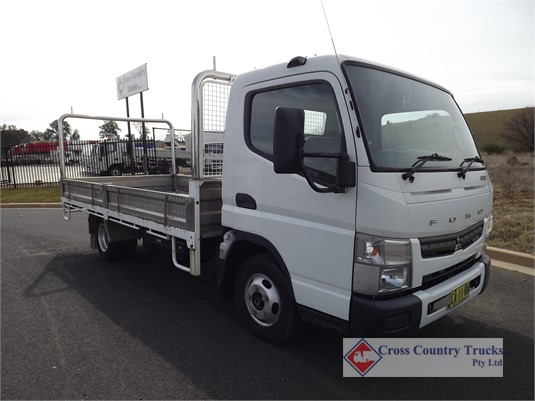 2014 Fuso Canter 515 Cross Country Trucks Pty Ltd - Trucks for Sale