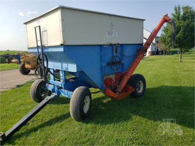 DMI Gravity Wagons For Sale - 76 Listings   TractorHouse com - Page