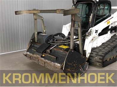 BOBCAT Mulchers Forestry Equipment For Sale - 76 Listings