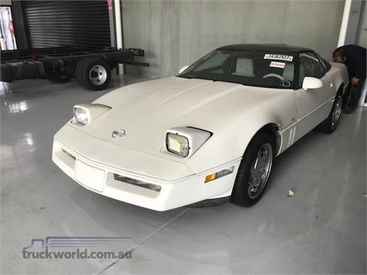 1988 Chevrolet Corvette Adelaide Quality Trucks - Light Commercial for Sale