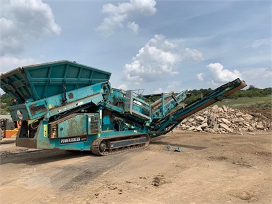 POWERSCREEN WARRIOR For Sale - 104 Listings | MachineryTrader co uk