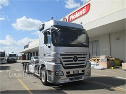 Mercedes-benz Actros 2560  used