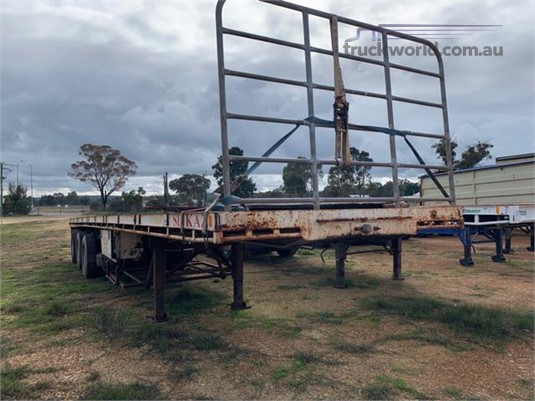 1978 Haulmark Flat Top Trailer Trailers for Sale