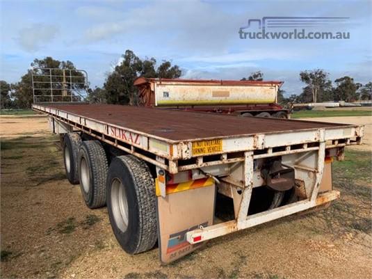 1978 Haulmark Flat Top Trailer - Truckworld.com.au - Trailers for Sale