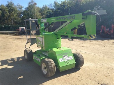 NIFTY LIFT Articulating Boom Lifts For Sale - 138 Listings