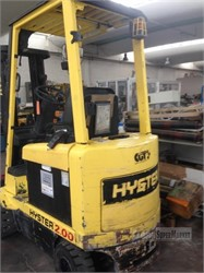 HYSTER E2.00XM  used
