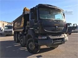 Renault Kerax 450  used
