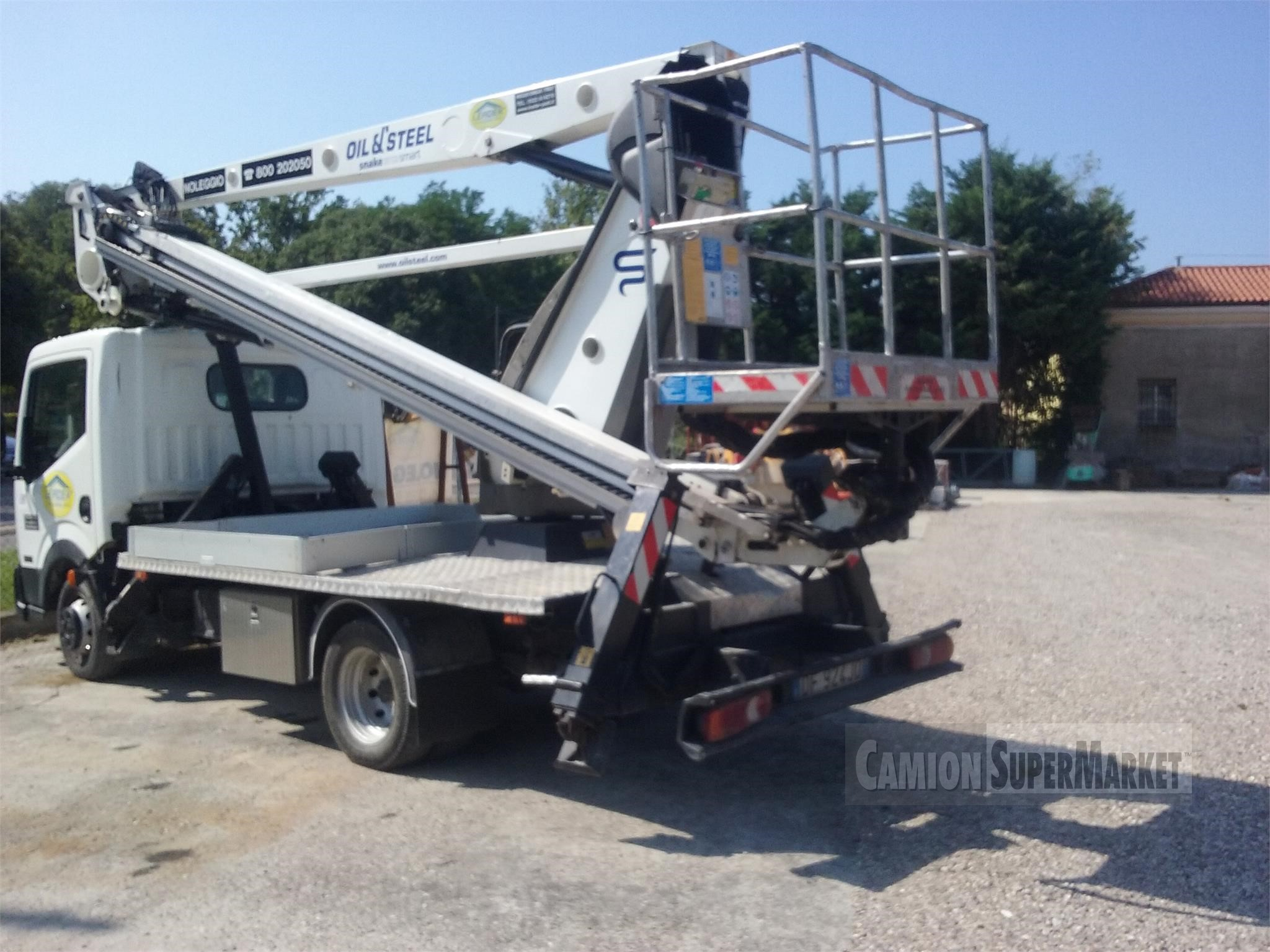 OIL|STEEL SNAKE 2112 SMART used 2007
