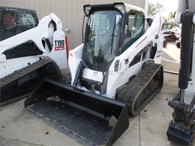 2014 BOBCAT T590 For Sale In Wayland, Michigan | www