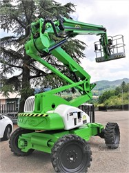 Nifty|lift Hr21 4x4  Usato