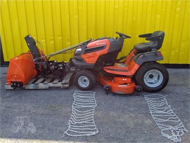 HUSQVARNA Riding Lawn Mowers Auction Results - 295 Listings