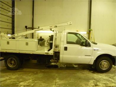 Service Trucks / Utility Trucks / Mechanic Trucks For Sale - 1761