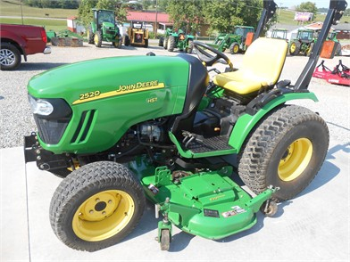 JOHN DEERE 2520 For Sale - 46 Listings | TractorHouse com - Page 1 of 2