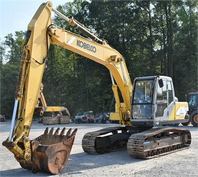 KOBELCO Excavators For Sale - 1536 Listings | MachineryTrader com