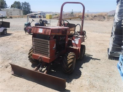 Ditch Witch Construction Equipment For Sale In Madera