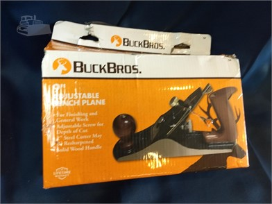 BUCKBROS 9INCH BENCH PLANE Other Items For Sale - 2 Listings