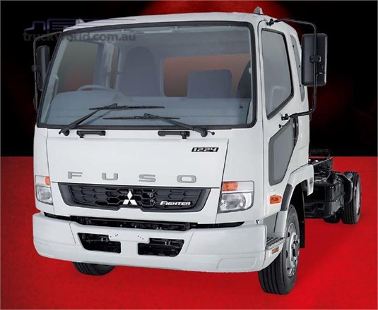 Fuso Fighter FK 4x2 1224 Steel Susp. LWB 5 Sp. Auto
