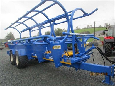 Used Bale Accumulators / Movers for sale in Ireland - 26 Listings