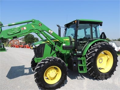 JOHN DEERE 6120 For Sale - 282 Listings | TractorHouse com