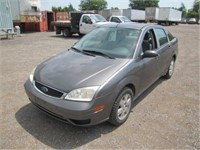 2007 FORD FOCUS 179797 KMS