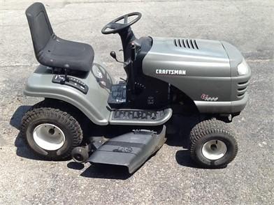 Riding Lawn Mowers Online Auctions - 75 Listings | AuctionTime com