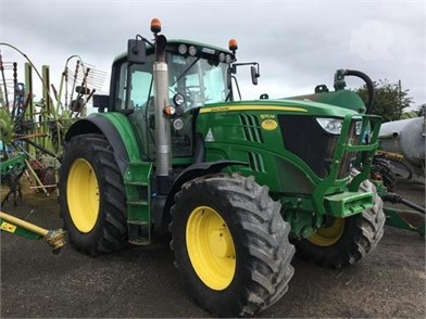 Used JOHN DEERE Tractors for sale in Ireland - 584 Listings   Farm