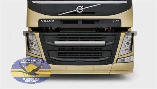 Volvo FM11 6x4 Tractor X-High Rear Air Suspension