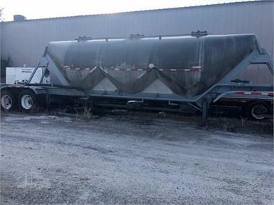 Pneumatic / Dry Bulk Tank Trailers For Sale In Iowa - 18